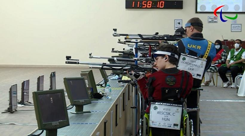 Фото: Національний комітет спорту інвалідів України